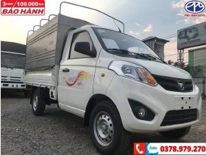 Xe tải thùng bạt FOTON GRATOUR 1.2L - 890kg giá cả hợp lí