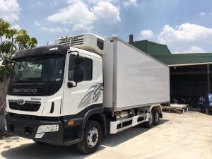 Xe tải Daewoo 9 tấn thùng 7,4 m