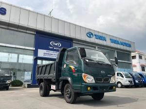 Ben TMT 2T4 Máy Hyundai - Giá Xe Ben 2 Tấn 4 2019 Hỗ Trợ Vay 80% - Bán Xe Ben 2.4 Tấn