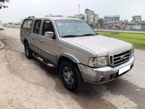 Gia đình cần bán Ranger XLT, 2005, số sàn máy dầu, màu bạc