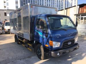 xe tải thùng kín Hyundai tải 3.5 tấn thùng dài 4.4m -Trả Góp