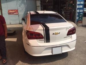 Chevrolet Cruze sản xuất năm 2015 Số tự động Động cơ Xăng
