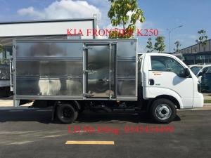 Giá xe tải KIA HYUNDAI THACO tại Bà Rịa Vũng Tàu.