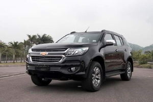 Chevrolet Trailblazer 2.5L 4x4 LTZ