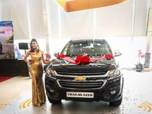 Chevrolet Trailblazer 2.5L LTZ