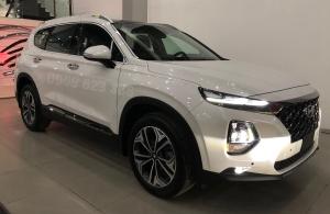 Hyundai Santafe 2.4AT Máy Xăng 2019