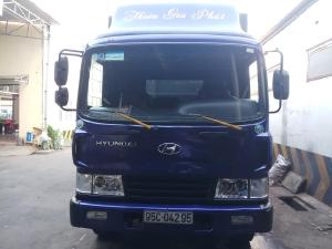 Hyundai HD210 sản xuất năm 2015 Số tay (số sàn) Xe tải động cơ Dầu diesel