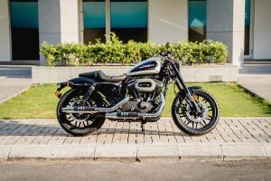 Harley Davidson Roadster 1200cc Chính Hãng 100%
