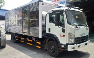 Giá xe tải isuzu 5.750kg Thùng 6m6 ô tô Phú Mẫn