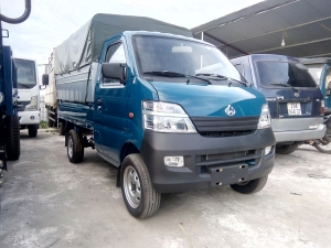 Xe tải nhẹ Veam Star mới 2019, tải trọng 990kg thùng dài 2m4, máy xăng chạy khỏe