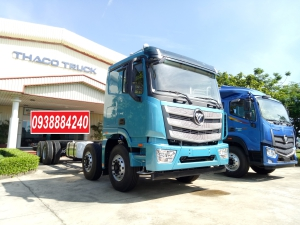 Bán xe tải Thaco Auman 4 chân 17 tấn C300.E4 Long An Tiền Giang Bến Tre