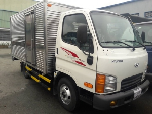 Bán xe  HYUNDAI MIGHTY N250 thùng kín, 2t5, xe tốt giá tốt hơn