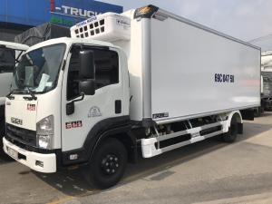 Bán xe Isuzu Nhật Bản 6.2 tấn, đời 2019, hỗ trợ trả góp