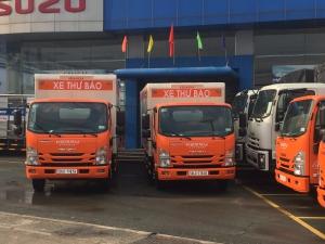 Bán xe Isuzu Nhật Bản 8 tấn, đời 2019, hỗ trợ trả góp