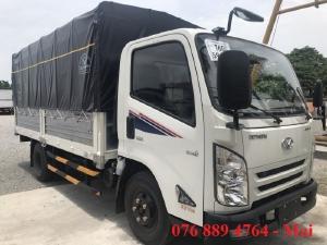 Bán xe Hyundai ĐÔ THÀNH IZ65 mui bạt, tải trọng 3.5 Tấn - giá tốt Cần Thơ