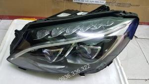 A2059067902 Đèn pha trái Mercedes W205 C250, C300