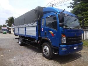 Xe tải HOWO 7,5 tấn