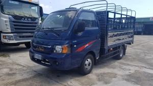 xe tải jac 1,25 tấn thùng 3,2m máy cn isuzu