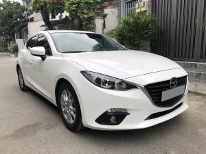 Mình Bán Mazda 3 tự động 2018 màu trắng bản full rất ít đi.