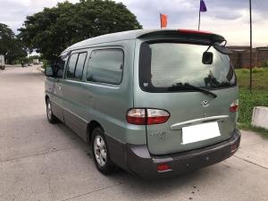 Bán Hyundai Starex 2005 số sàn 6 chỗ 600 kg xám xanh đi kỹ