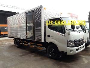 Bán xe tải hino 5 tấn nhập khẩu chính hãng tại Hòa Bình