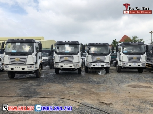 Đại lý xe tải FAW ở tại Bình Dương, Faw 8 tấn thùng dài 9m6, Đại lý xe tải FAW thùng dài – Phú Mẫn độc quyền
