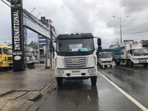 Bán Xe tải FAW 8 Faw 8 tấn - Faw 7t3 thùng siêu dài - Đại lý bán xe tải 8 tấn thùng dài