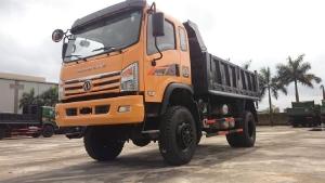ô tô giá rẻ Trường Giang 2 cầu 8 tấn 5 tại Quảng Ninh