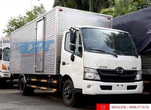 Hino 300 Series (LDT) Xe tải động cơ Dầu diesel
