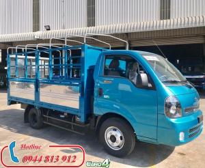 Thaco Lái Thiêu cần bán xe tải Kia K250 Thùng mui bạt mở 5 bửng - Động cơ Huyndai D4CB đời 2019 - Hỗ trợ trả góp 75% - Liên hệ: 0944.813.912