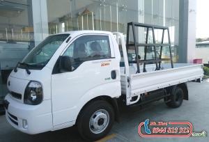 Xe tải Thaco Kia cải tạo chở kính dài 3.5 m - Lưu thông thành phố - Hỗ trợ trả góp 75% - Liên hệ: 0944.813.912