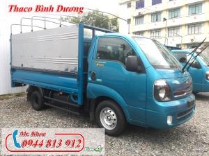 Bán xe tải 2 tấn Thaco Kia K200 Thùng Bạt tại Bình Dương - Có trả góp 75% - LH: 0944.813.912