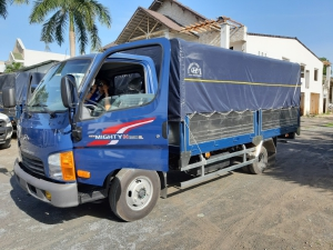 Xe Tải 2T5 N250SL Thùng 4M3 , Hyundai N250SL 2021 Trả Góp 80% Xe Giao Ngay