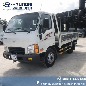 Hyundai N250-2.5 tấn -2019 Xe sẵn giao ngay giá tốt