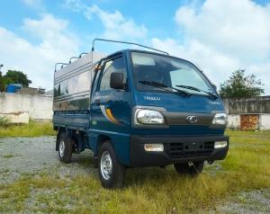 Xe tải Thaco Towner 800 Thùng Bạt 850kG