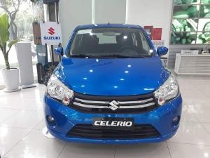 Chỉ 95 Triệu Nhận xe Suzuki Celerio - Xe Nhật, nhập Thái, Đầy đủ tiện nghi, Tiết kiệm nhiên liệu 3.7L/100KM