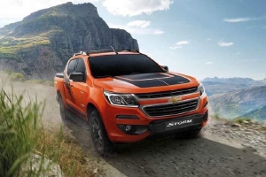 Chevrolet Trailblazer 4x2 AT LT 2019