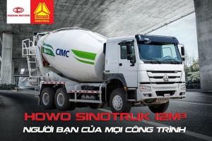 Xe bồn khác Howo Sinotruk