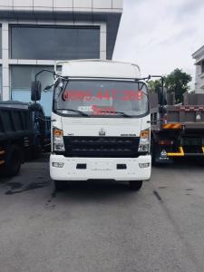 Xe tải Howo thùng dài 6,2 m giá cả ưu đãi