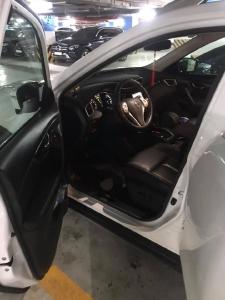 Nissan X-Trail 2016 bản cao cấp trắng, 25000km