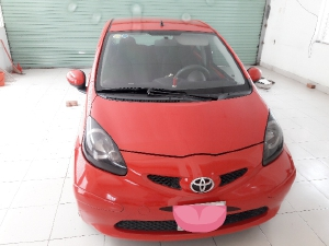Toyota Aygo sản xuất năm 2006 Số tay (số sàn) Động cơ Xăng