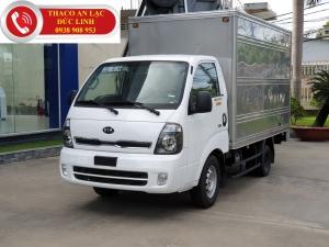 Xe tải KIA K200 thùng dài 3,2m chạy trọng thành phố. Khuyến mãi 50% lệ phí trước bạ