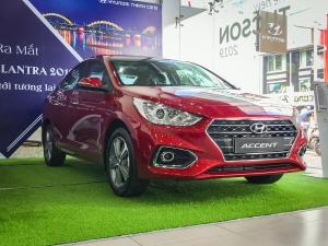 Accent AT DB, Hotline: 0969544155 Hyundai An Phú, GrabCar, Grab Car, Grab, Hyundai i10, Hyundai Accent