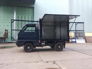 Xe Suzuki Carry Truck 2019 Thùng cánh Dơi Tải 550kg