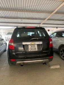 Chevrolet Captiva Tự động - Đen 2009 - 78623 km