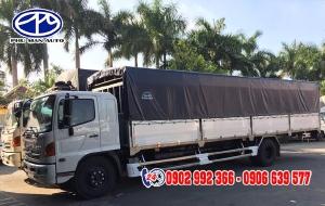xe tải 7 tấn thung dài - xe tải hino 7 tấn - xe tải faw 7 tấn thùng dài giá rẻ ở đâu?