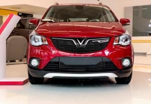 Bán xe VinFast Fadil, xe mới 100%, với 120tr khách hàng đã có xe đi, xe có sẵn giao ngay.