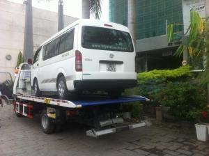 Bán xe cứu hộ giao thông 2 chức năng isuzu nhập khẩu
