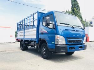Xe tải Fuso Canter 6.5 Tảo trọng 3,5 tấn thùng 4,4m giá rẻ tại Bình Dương