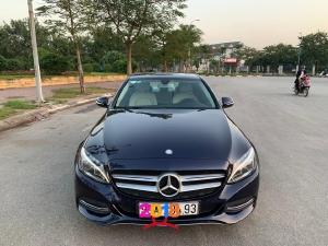Cần bán xe Mercedes Benz C200 xanh cavansite 2015